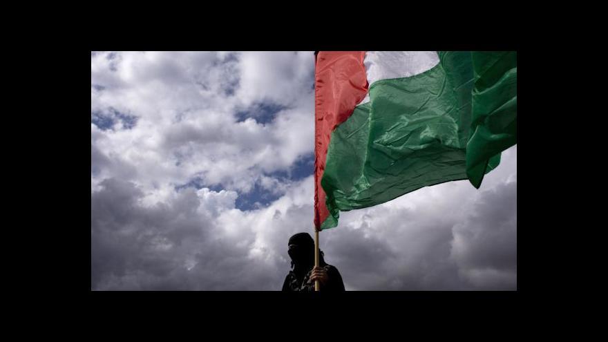 Video Izrael zastavil jednání s Palestinci