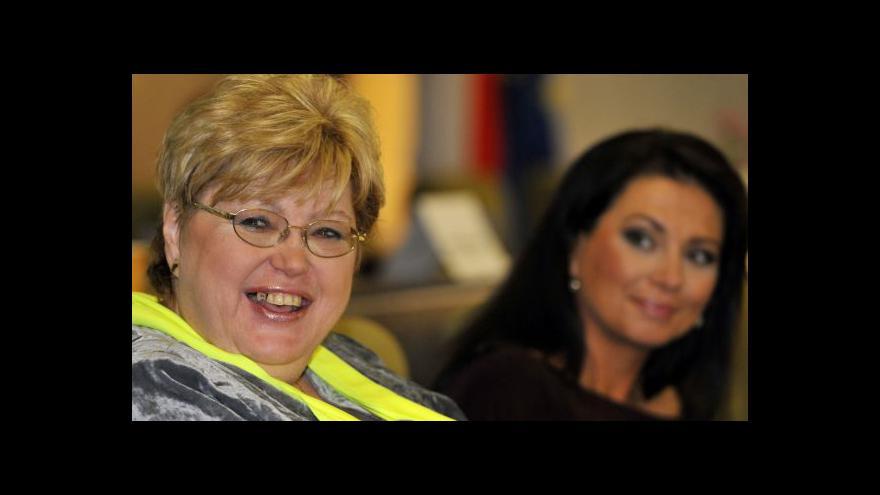 Video Volfová: 40 000 bruselských úředníků? K čemu?