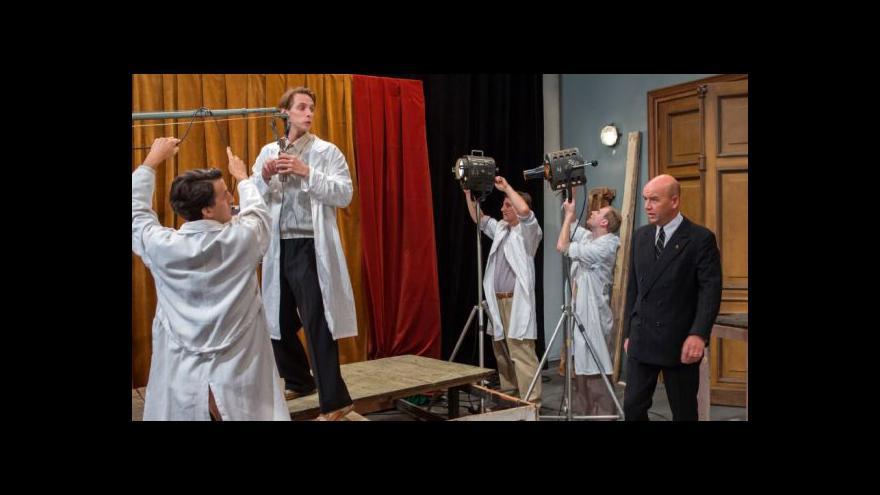 Video Nové dokudrama připomene začátky TV vysílání