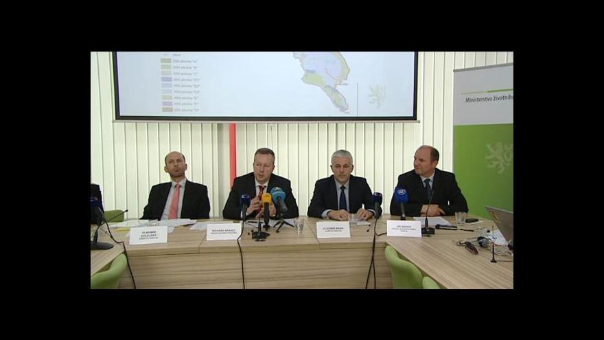 Video Události o odvolání Mánka z funkce ředitele NP Šumava