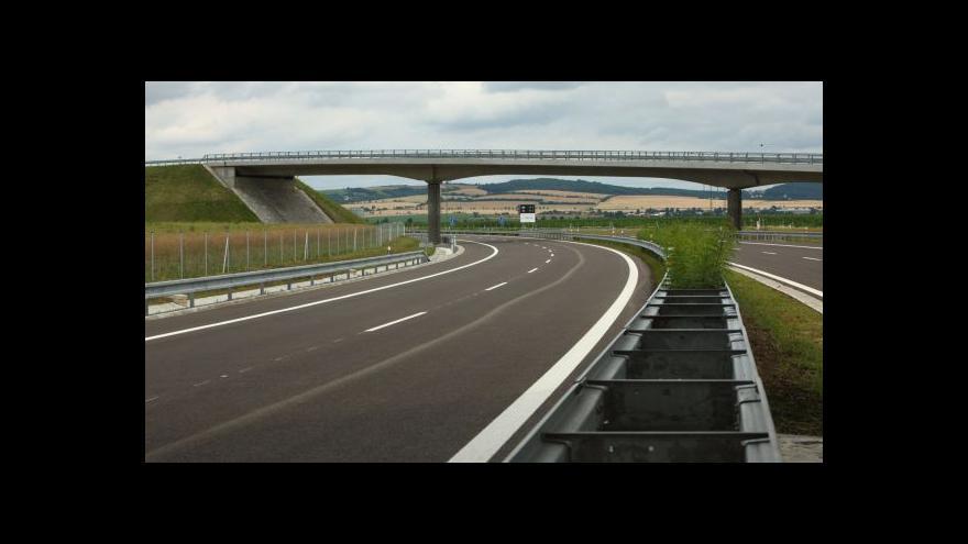 Video D1 bude sloužit jako objížďková trasa