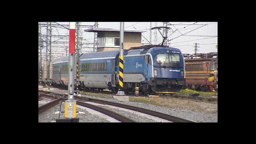 Video Railjet přijel do Česka, za dva měsíce začne vozit cestující