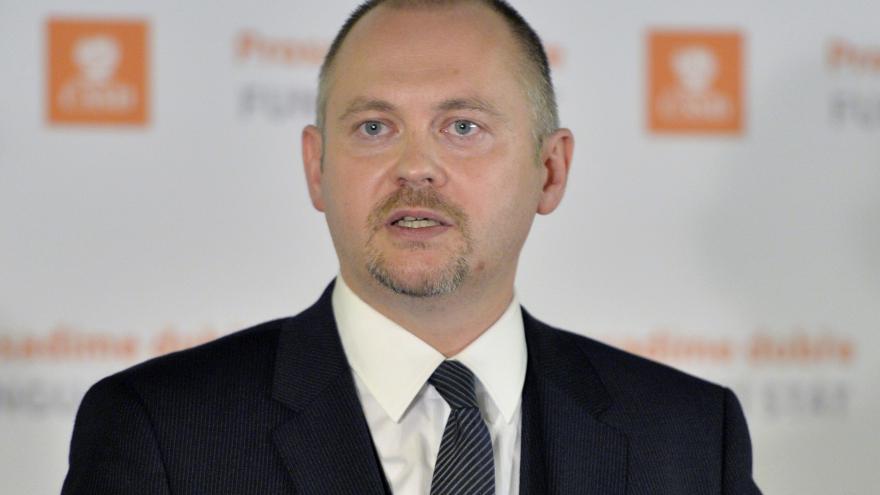Video Tiskovka ČSSD