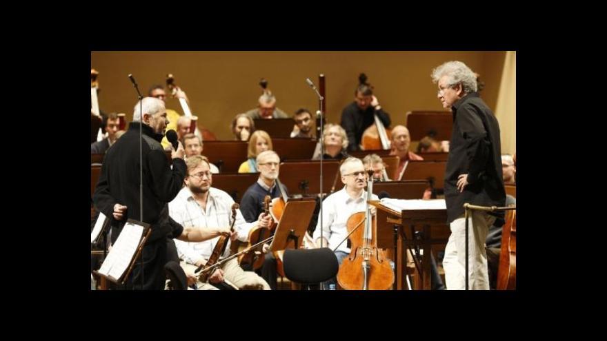 Video Česká filharmonie zve na Zkoušku orchestru