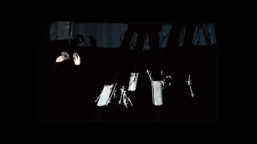 Video Líšeňské divadlo posílá pozdravy z ghetta