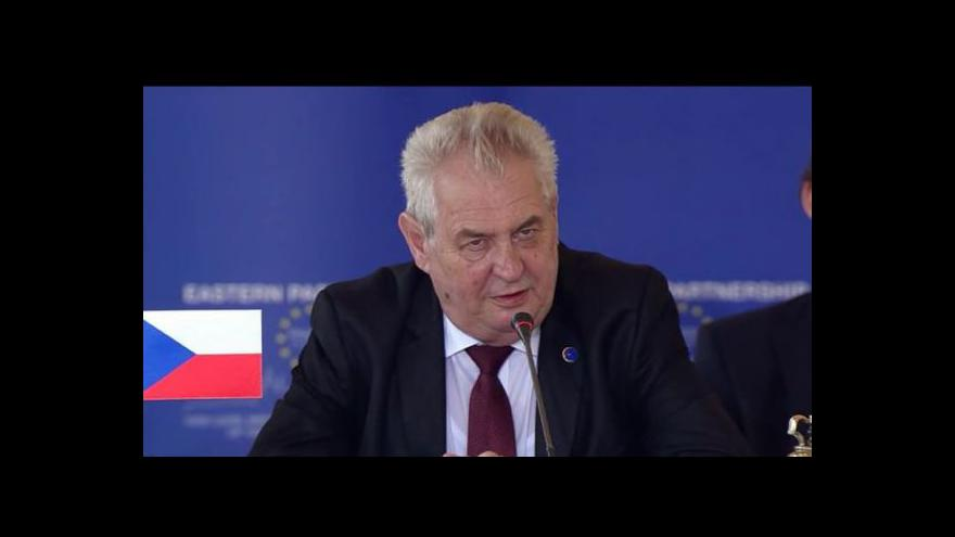 Video Zeman: Ukrajině hrozí zahraniční invaze i občanská válka