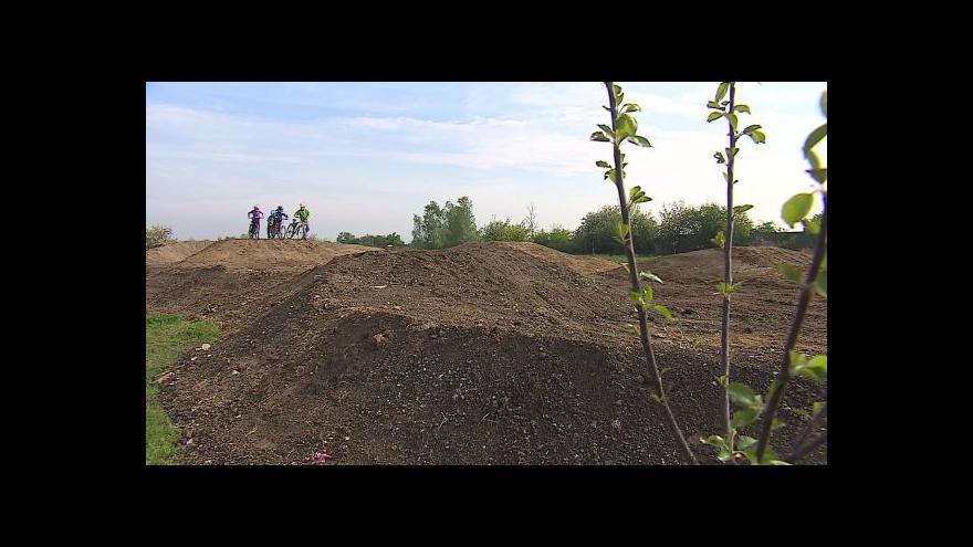 Video No comment: Volnočasová zóna v bývalém vojenském areálu