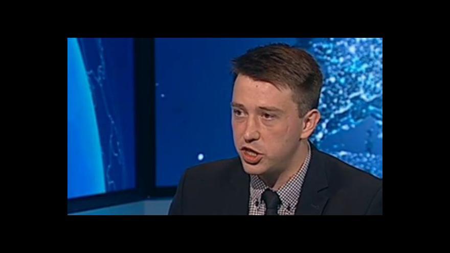 Video Výkonný ředitel Kyiv Post Jakub Parusinski hostem Událostí, komentářů