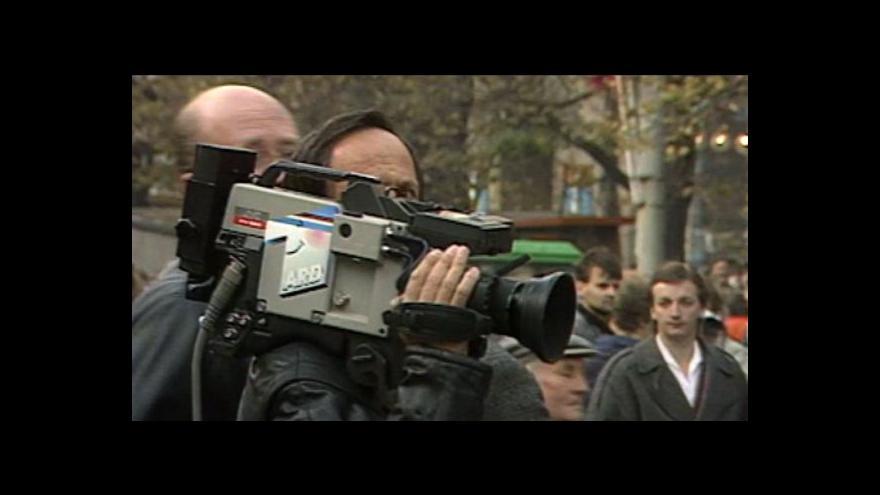 Video Pražská redakce ARD slaví padesátku