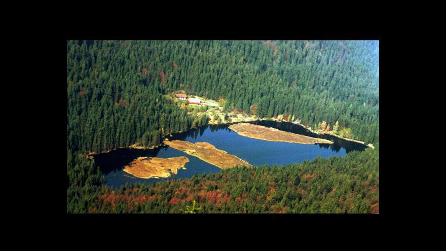 Video Vozník: Zákon by umožnil výstavbu na území parku