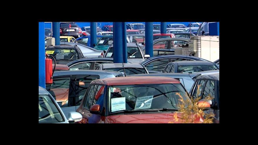 Video Vomáčka z ÚAMK: Podvody s tachometry jsou zejména u vozidel z východu