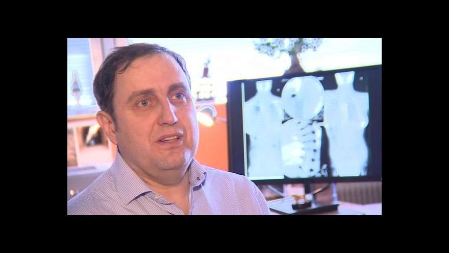 Video Martin Repko o nutnosti, založit web pro pacienty se skoliózou