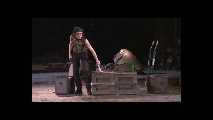 Video No comment: představení Othello v Národním divadle Brno