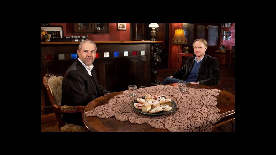 Video Dan Brown: Pro dobrou knihu je důležitý padouch