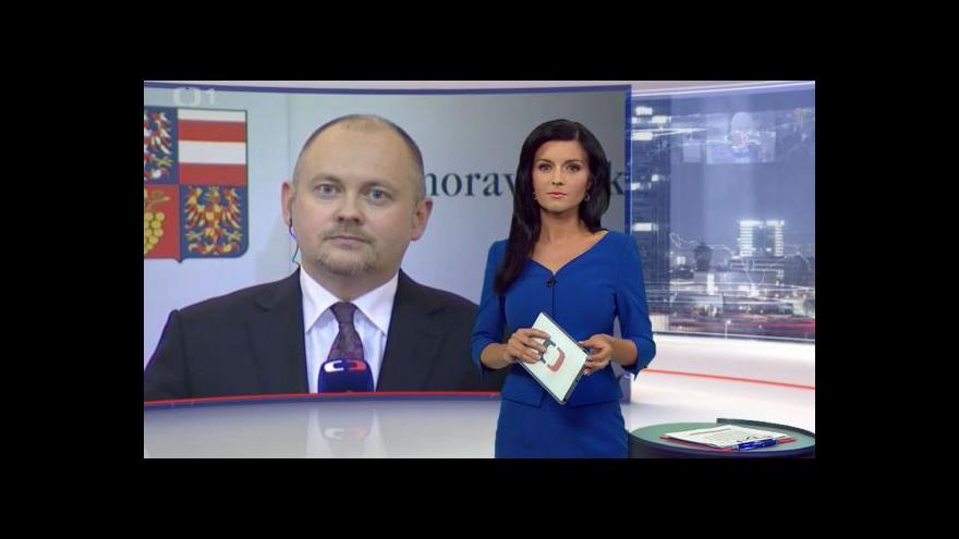 Video Hašek oznámil v Událostech odchod ze sněmovny