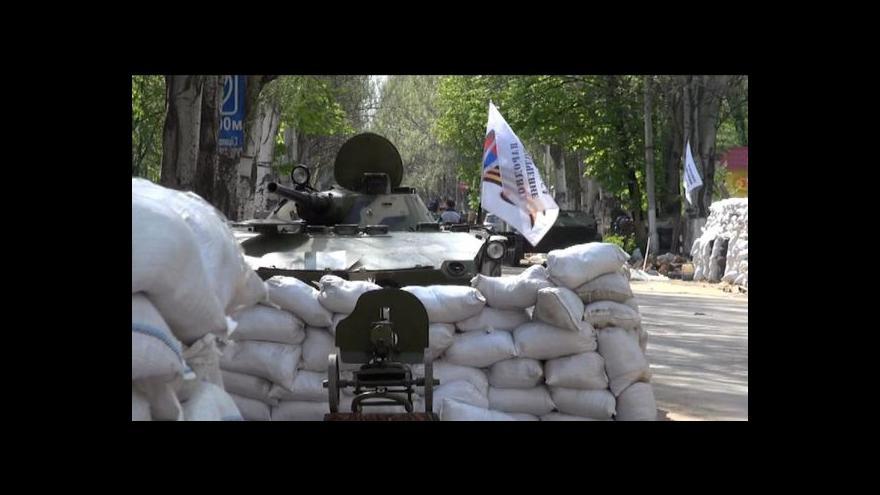 Video Rétorika mezi Moskvou a Kyjevem se výrazně přiostřila