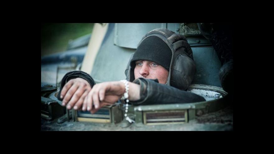 Video Ukrajinská vláda ukončila velikonoční příměří se separatisty
