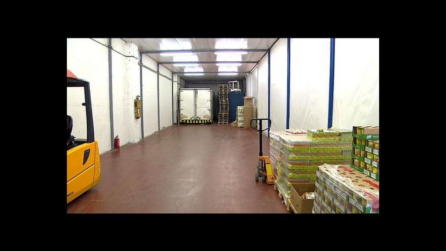 Video Prázdné potravinové banky