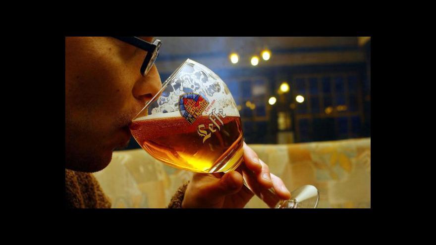Video Belgičané, vraťte se k pivu, vyzývají pivovarníci