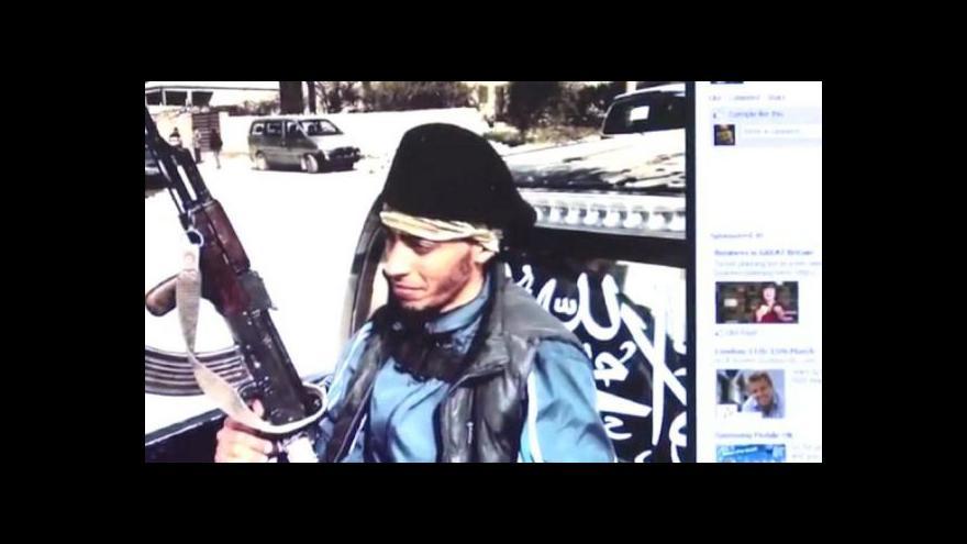 Video Džihád na sociálních sítích