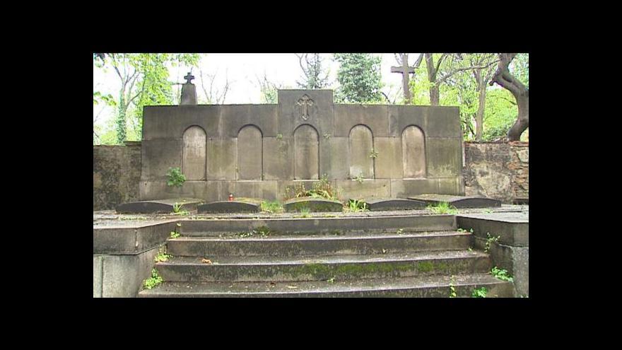 Video Jak zachránit zanedbané hroby? Adoptovat