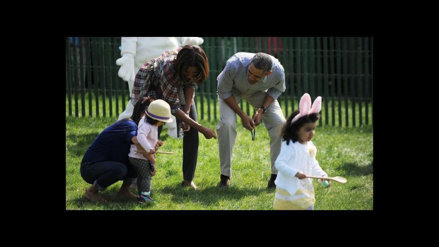 Video Netradiční Velikonoční oslavy v Americe