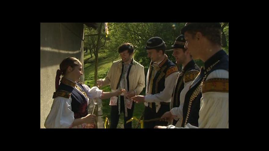 Video No comment: Velikonoce na východomoravské samotě