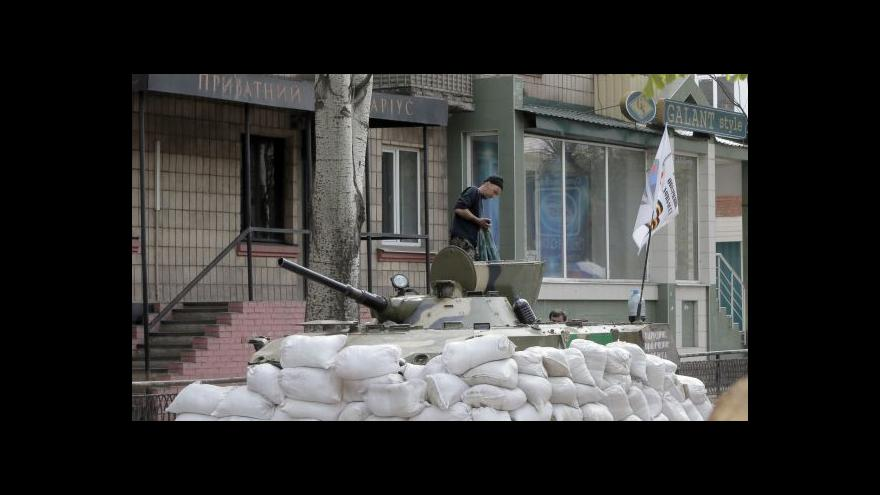 Video Podle Lavrova Kyjev porušuje dohodu z Ženevy