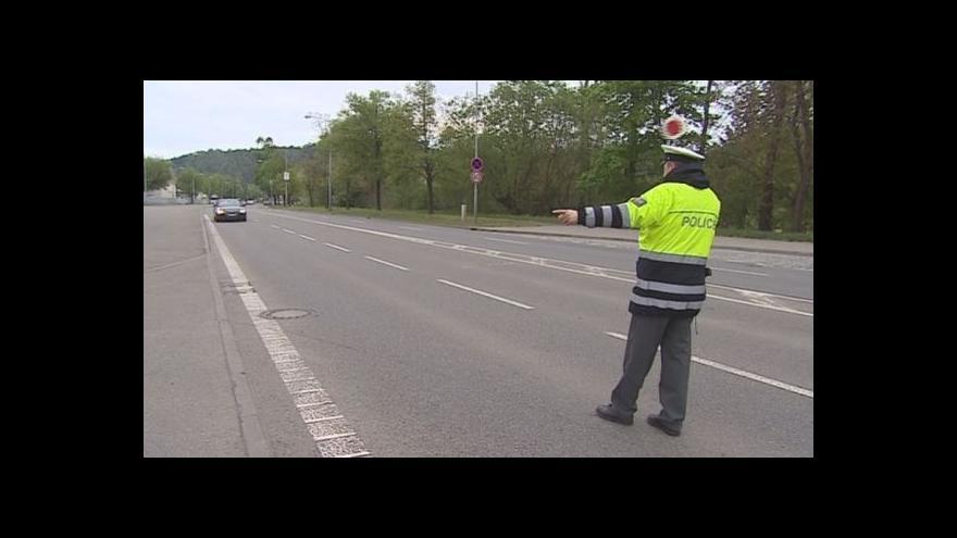 Video No comment: Velikonoční dopravní kontroly