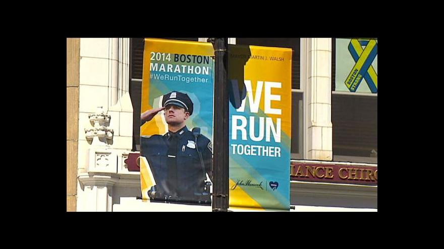 Video V Bostonu se konal první maraton od teroristických útoků