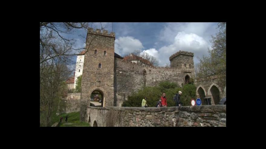 Video NO COMMENT: Velikonoce na hradě Bítov