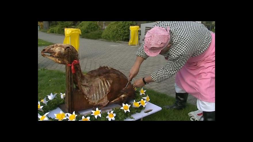 Video Velikonoční mše po celém Česku