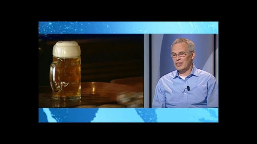 Video Sládek Libor Vávra: Natočit správně pivo je kumšt