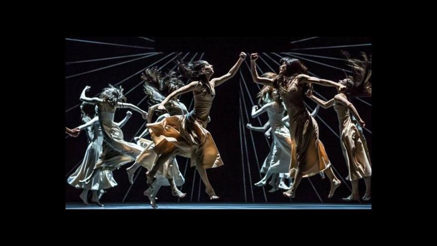 Video Baletní symfonie - tři choreografové, tři generace