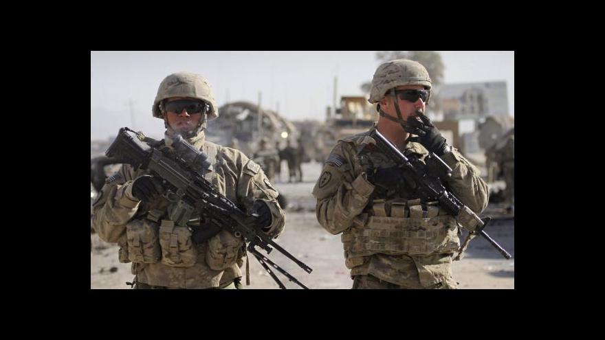 Video Reakce na Ukrajinu: USA pošlou do Polska vojáky