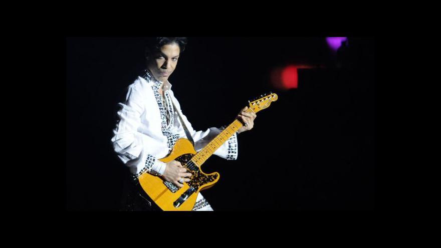 Video Prince se chystá vydat novou desku