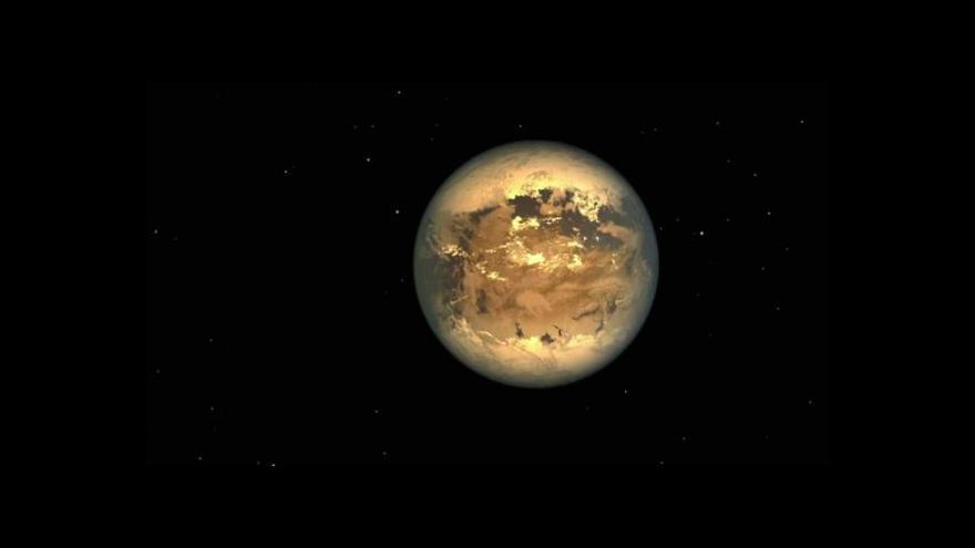Video Gunther Kletetschka: Planeta je zřejmě v oblasti ledových asteroidů