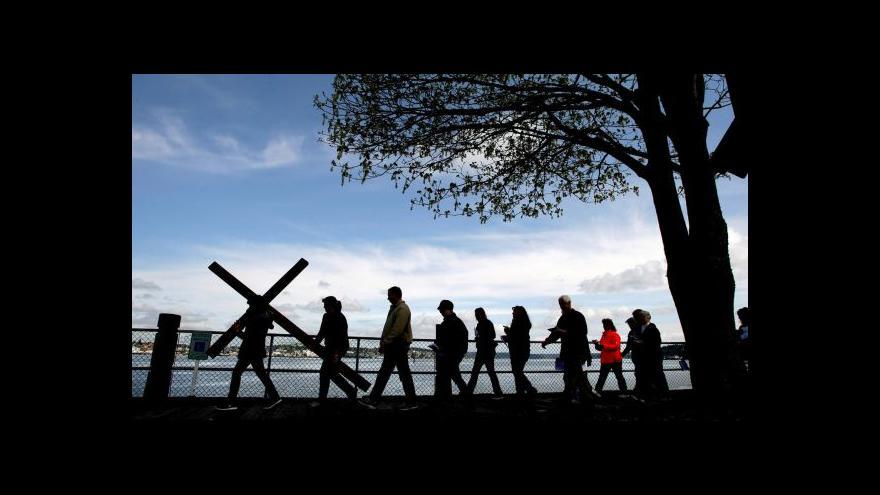 Video Katolický kněz: Velikonoce jsou nejhlubším svátkem
