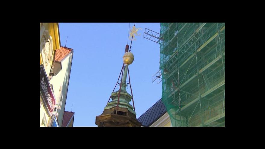 Video Makovice Bílé věže vydala svědectví o minulosti