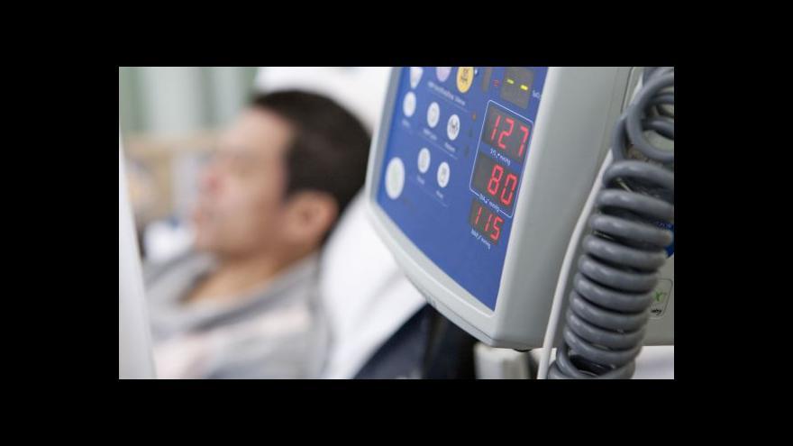 Video Události: Nákup zdravotnické techniky pohlídá nová komise