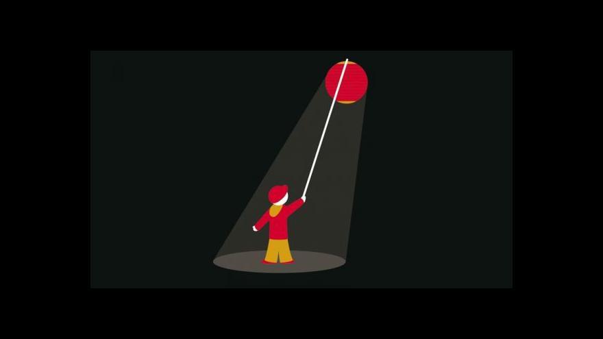 Video Buranteatr uvede v premiéře Létající dítě