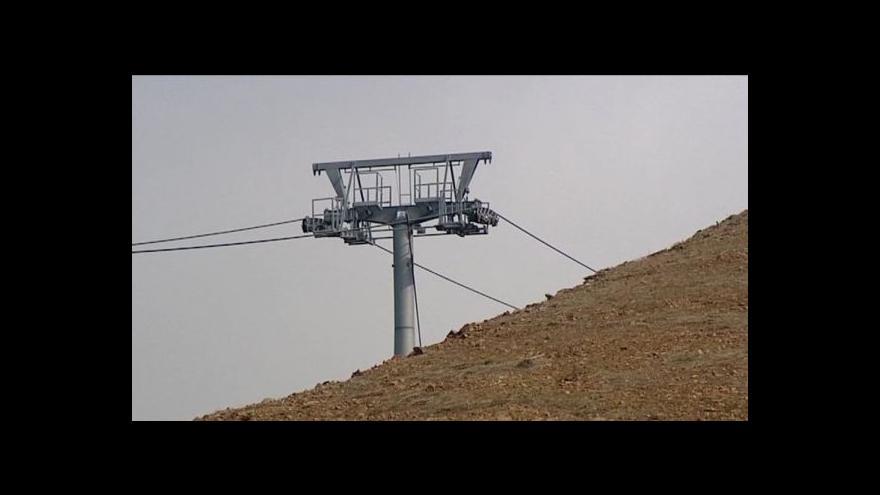 Video Po zimě bez sněhu se horští podnikatelé chystají na léto