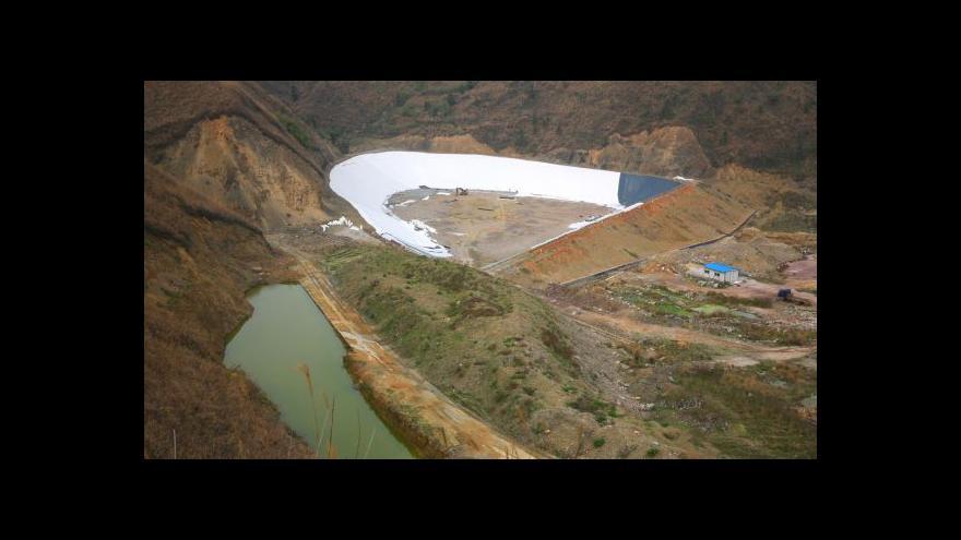 Video Předseda Arniky: Zamořená půda nejvíc trápí chudé čínské venkovany