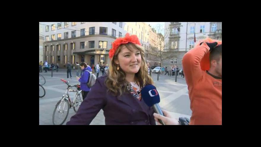 Video Anketa mezi městskými cyklisty