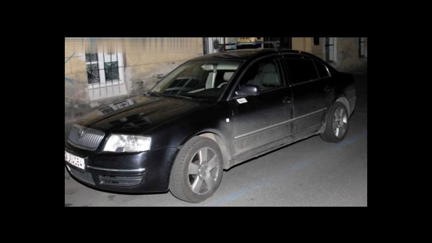 Video Vraždy taxikářů v Praze má zřejmě na svědomí jediný pachatel