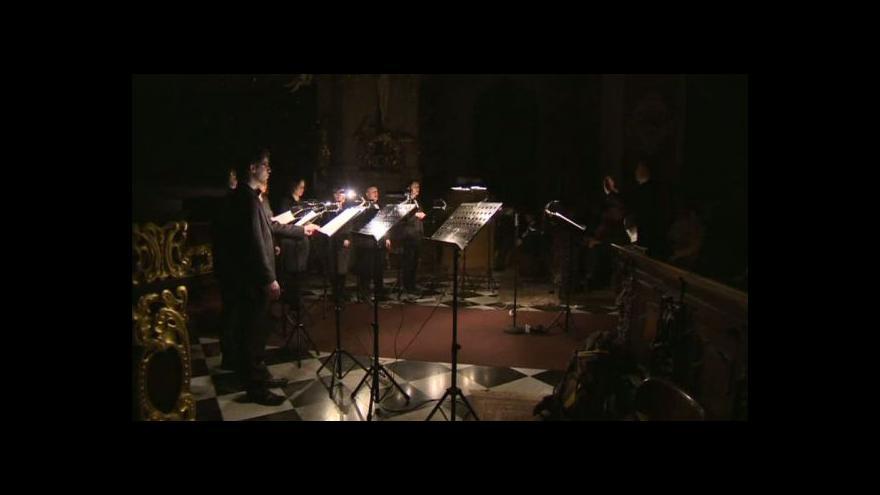 Video NO COMMENT: Velikonoční festival duchovní hudby