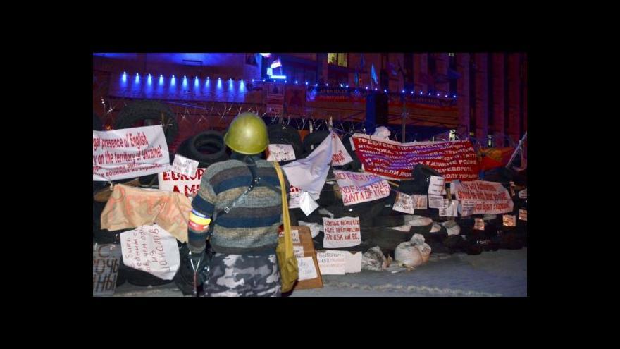 Video Samozvané vedení Doněcké oblasti odmítá ústupky