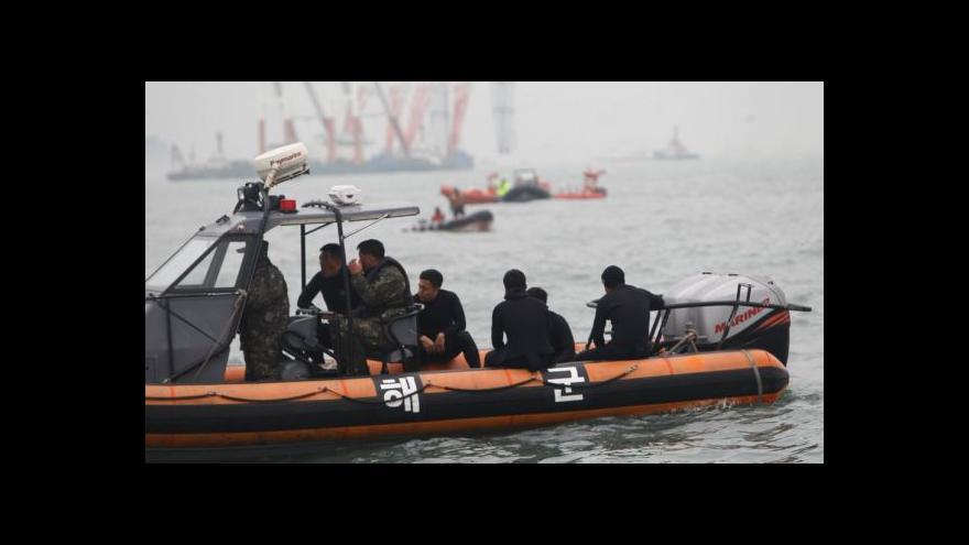 Video Záchranáři zatím marně pátrají po přeživších