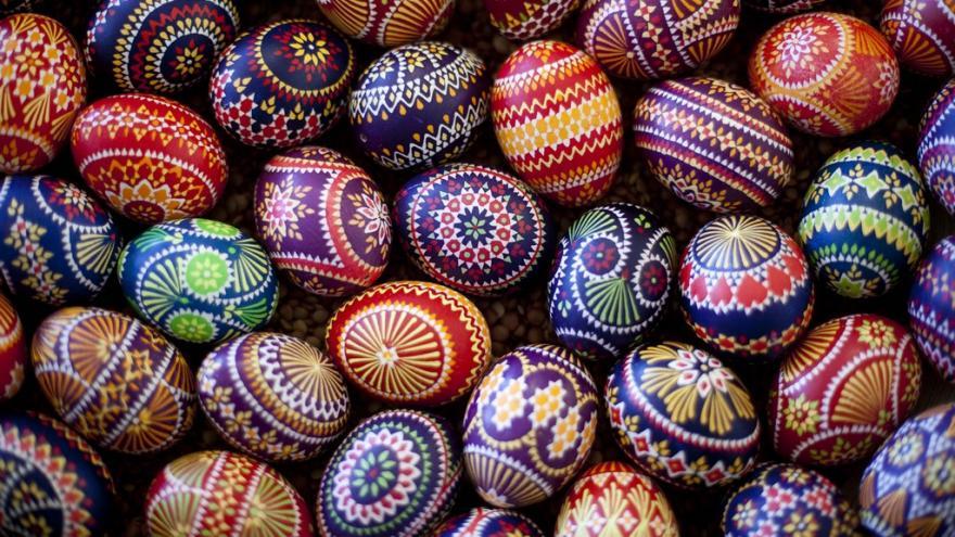 Video Naše tradice - Boží hod velikonoční
