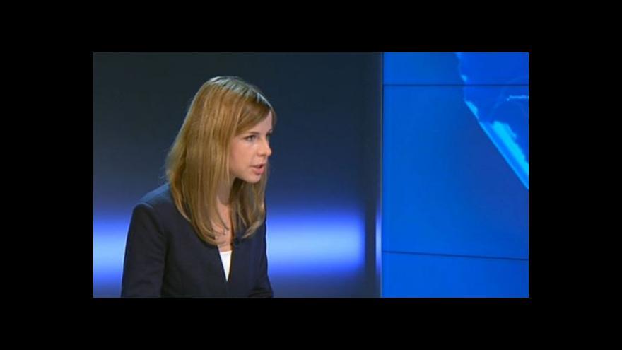 Video Rozhovor s redaktorkou Martinou Tlachovou